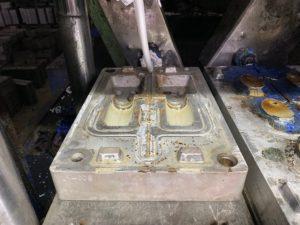 EVA Foam Molding Machine in China