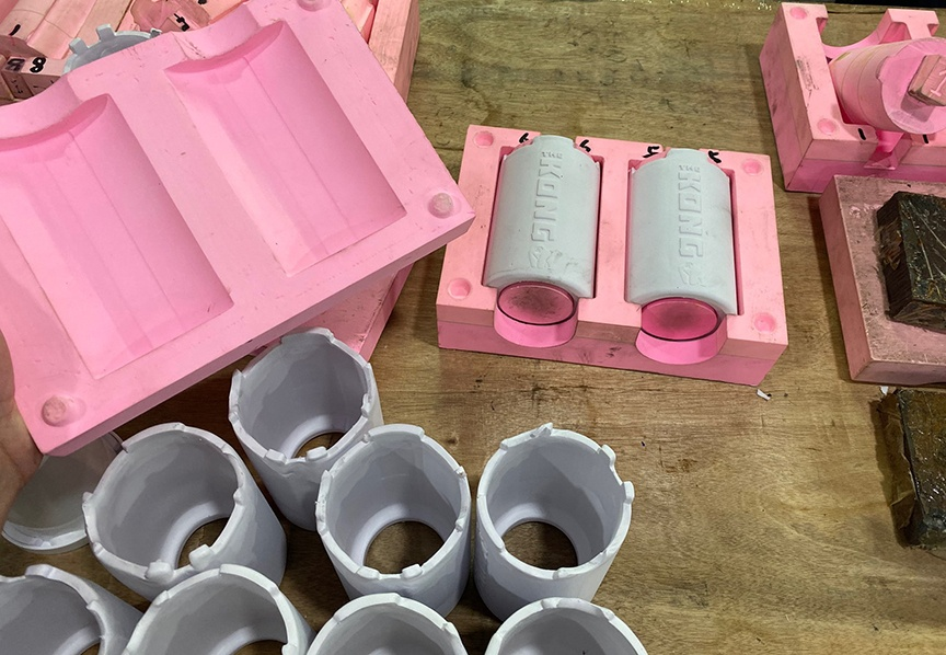 EVA Foam Molds For the Can Cooler Sleeve