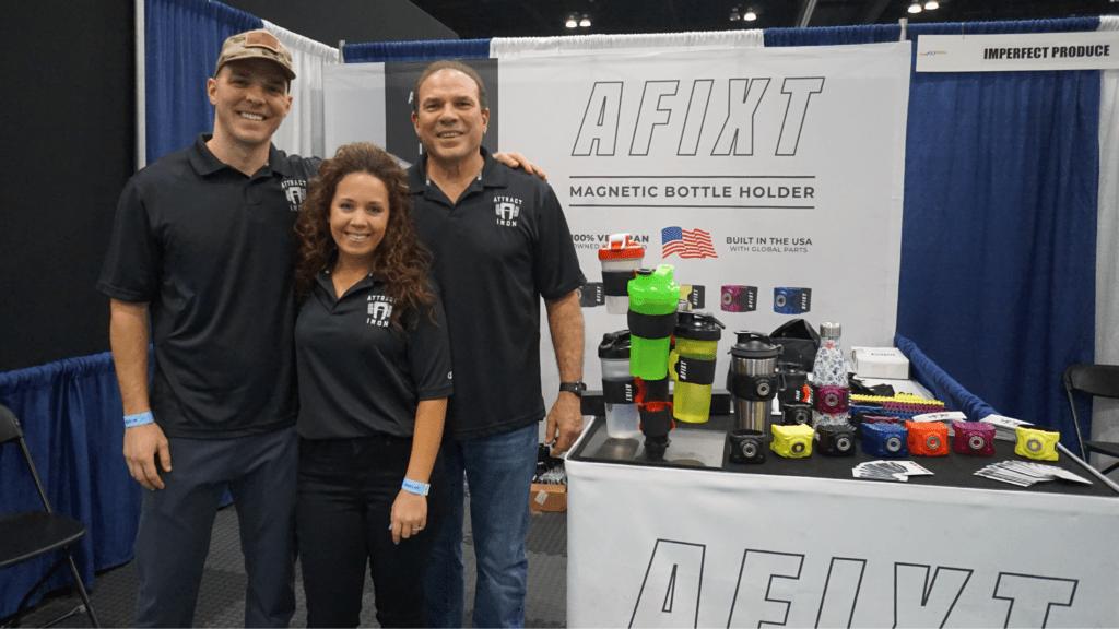 Team Afixt - LA FitExpo 2019