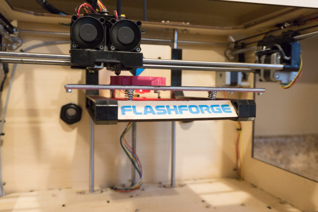 3D Printing a Protoype