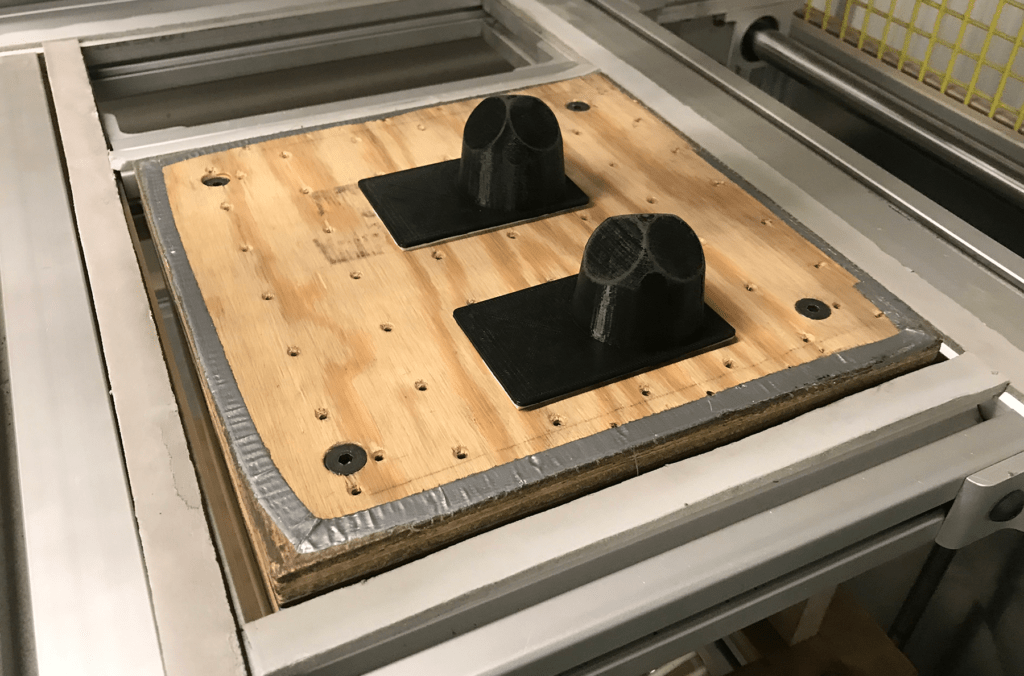 Retail Packaging Blister Bubble Vacuum Forming