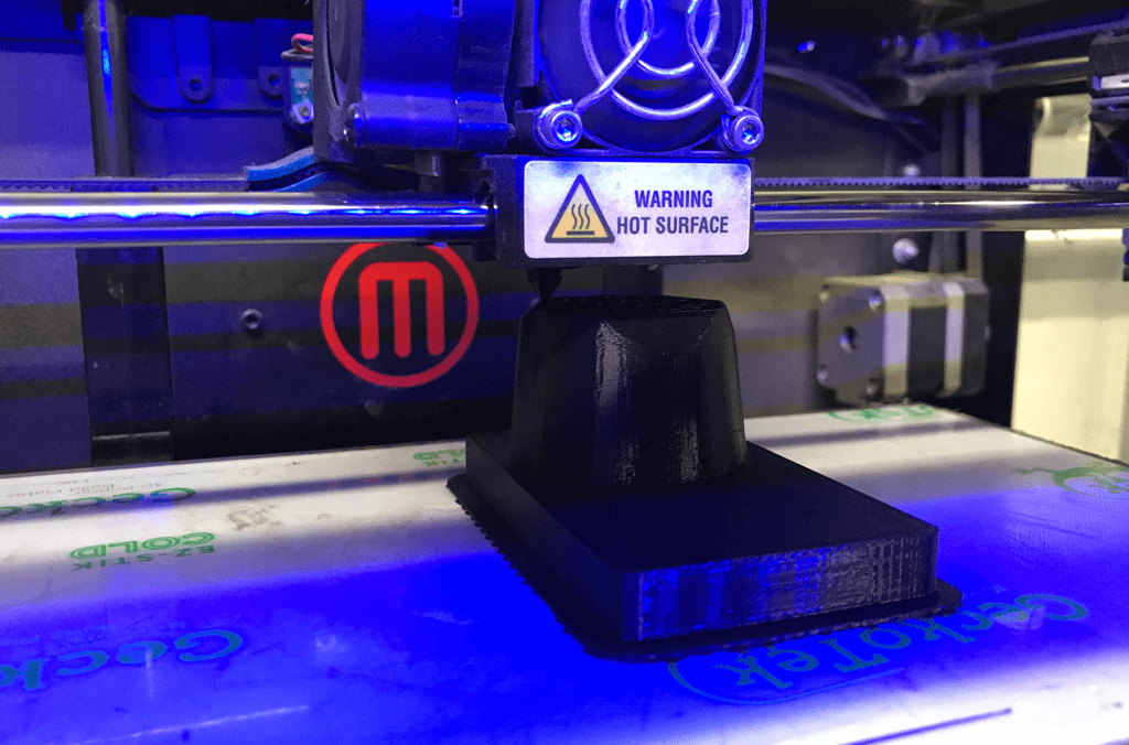 3D Printing Buck For Blister Bubble