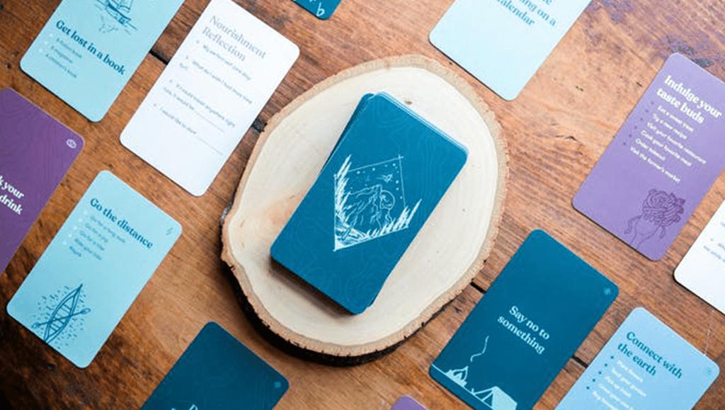 Self Care Adventure Cards